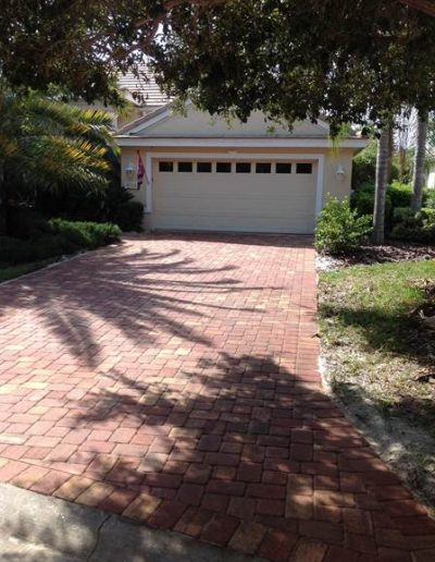 Sarasota Pavers_Florida Paving Company_gargae