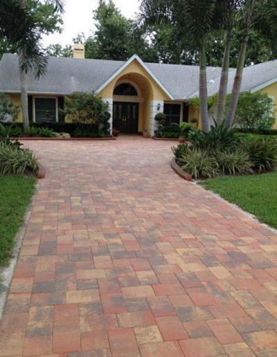 Sarasota Pavers_Florida Paving Company_entrance