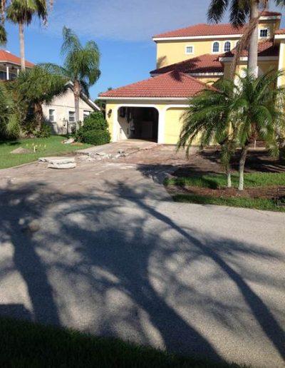 Sarasota Pavers_Florida Paving Company_garage
